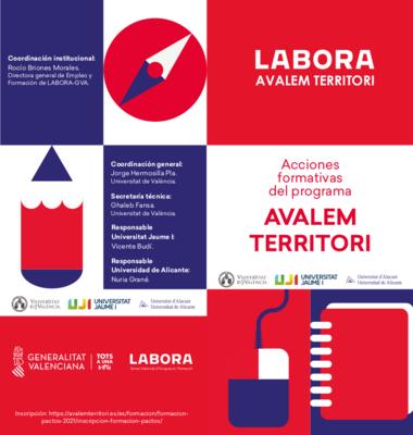 AVALEM TERRITORI. Bases para una gestión eficaz de la información