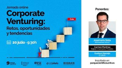 Jornada Corporate Venturing