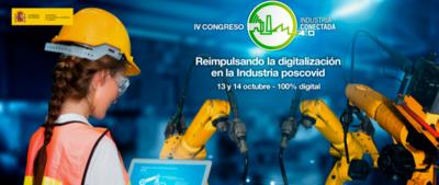 IV Congreso de Industria Conectada 4.0