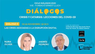 Dialogo2021.Las crisis asociadas a la disrupción digital