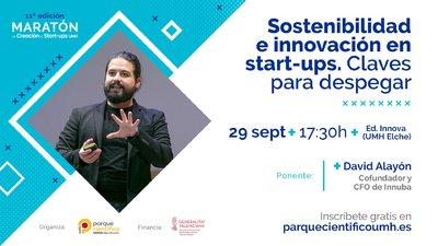Sostenibilidad e innovación en start-ups: claves para despegar