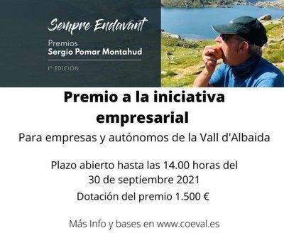 Premios Sergio Pomar