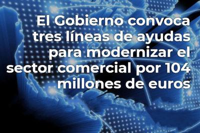 Ayudas para modernizar el sector comercial