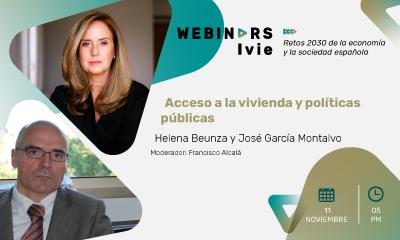 Webinar 6: Acceso a la vivienda y políticas públicas