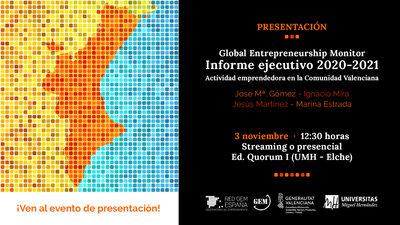 Situación de la actividad emprendedora en la Comunidad Valenciana