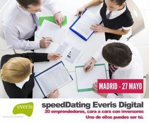 Convocatoria: speedDatings
