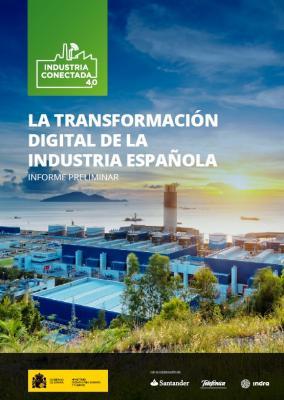 La transformación digital de la industria española