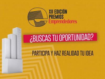 XII Edici�n Premios Emprendedores 2016: Premio a la Mejor Idea Empresarial
