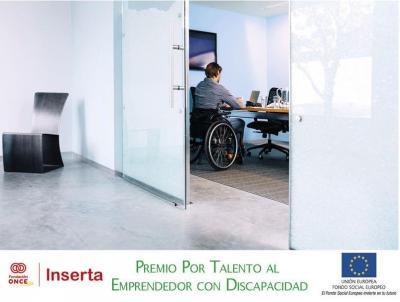 XII Edici�n Premios Emprendedores 2016: Premio Talento Emprendedor con Discapacidad
