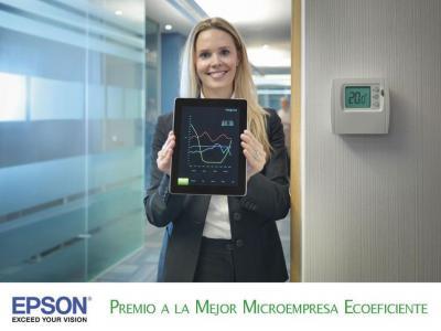 XII Edici�n Premios Emprendedores 2016: Premio Epson Web Microempresa Ecoeficiente