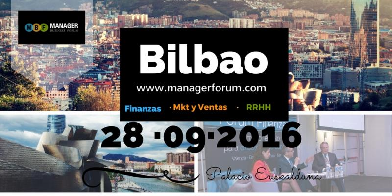 MANAGER BUSINESS FORUM LLEGA A BILBAO