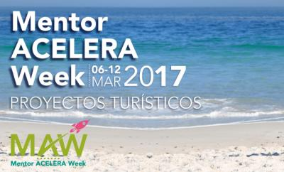 Mentor Acelera Week turismo 2017ok
