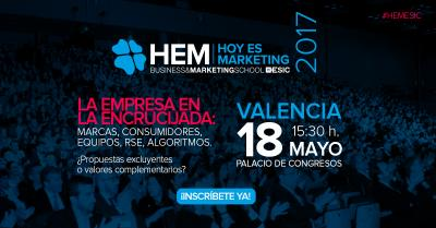 Evento Hoy es Marketing en Valencia
