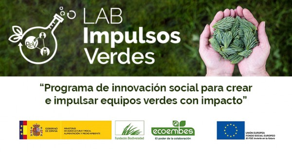 Convocatoria LAB Impulsos Verdes