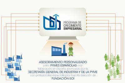 Programa crecimiento empresarial