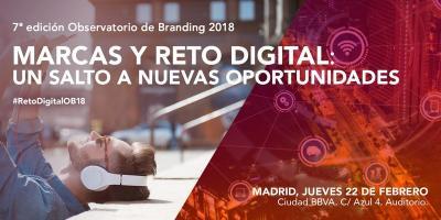 Observatorio de Branding 2018 en Madrid