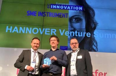 Radisurf y Applied se llevan el oro en Hannover Messe 2018