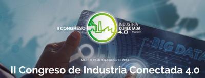 Segundo Congreso de Industria Conectada 4.0