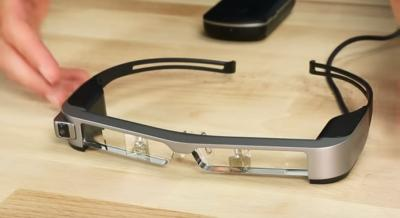 Epson Moverio BT-35E: Smart Glasses para el sector empresarial