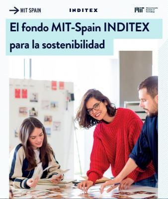 2ª Edición del Fondo MIT Spain - INDITEX para la Sostenibilidad.