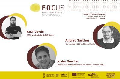 Focus Pyme Startups hablará de casos de éxito y fuentes de financiación