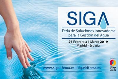 SIGA, Feria de soluciones innovadoras para la gestión del agua