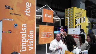 """IV Convocatoria de la aceleradora de 'startups' """"Impulsa Visión RTVE"""""""