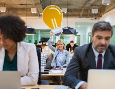 Creatividad en las empresas