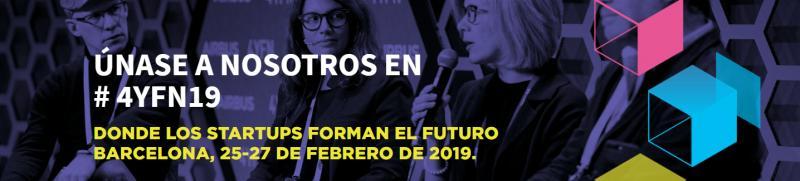 4YFN- Conecting Startups Barcelona 2019