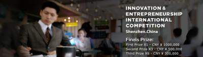 3º Concurso Internacional de Innovación y Emprendimiento de China