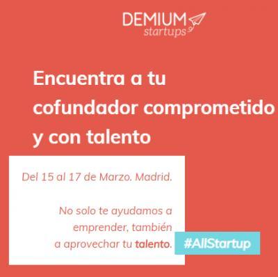AllStartup Madrid