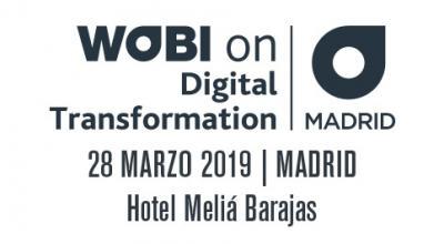 WOBI on Digital Transformation Madrid 2019