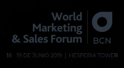 World Marketing & Sales Forum BCN 2019