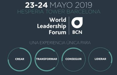 World Leadership Forum Barcelona 2019