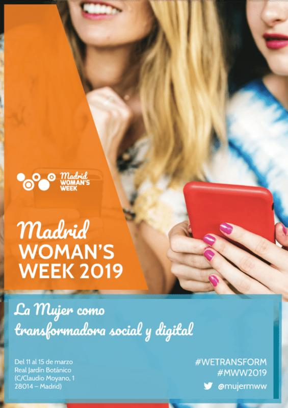 Madrid Woman's Week 2019