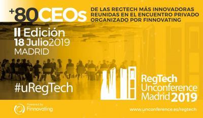 RegTech Unconference Madrid 2019