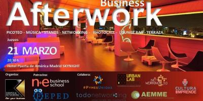 Business Afterwork Madrid