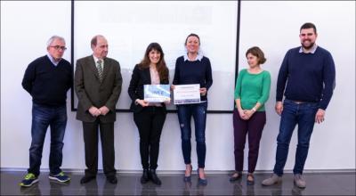 El proyecto «Cocina con amor» gana el Premio FormaEmprén de Alzira