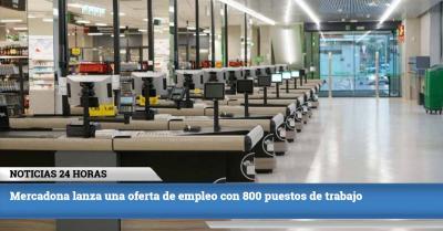 oferta de empleo mercadona verano