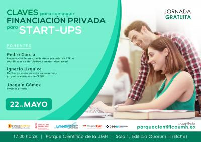 Claves y alternativas para conseguir financiación privada para start-ups