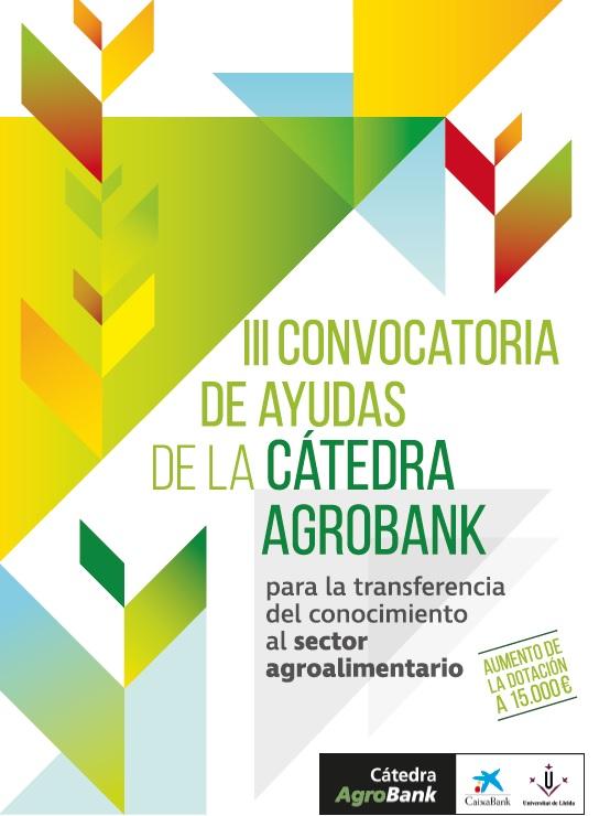 Ayudas CATEDRA AGROBANK
