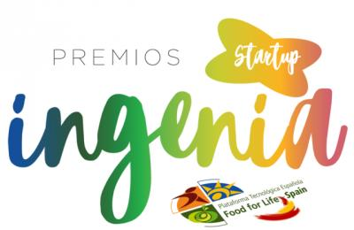Premios Ingenia Startup Food for Life-Spain