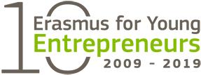 Erasmus para jóvenes emprendedores. Convocatoria año 2019
