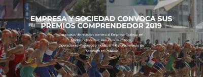 Premios COMPRENDEDOR B2B 2019