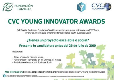 CVC Young Innovator Awards 2019 Cartel