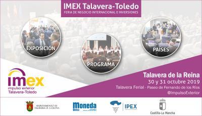 IV Feria de Negocio Internacional e Inversiones -  IMEX  Castilla-La Mancha