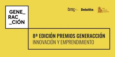 8ª EDICIÓN DE LOS PREMIOS GENERACCIÓN