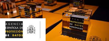 Premios Protección de Datos Personales 2019
