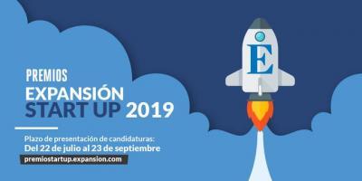 Premios Expansión Startup 2019