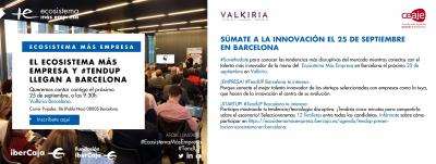 #TendUP Barcelona